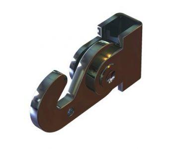 STAS j-rail max hook 88 lbs for 4x4 rod
