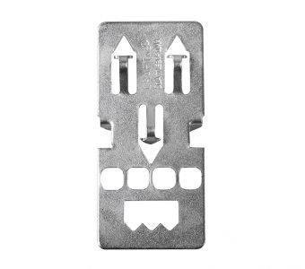 STAS self-fastening foam board hanger (4 pieces)