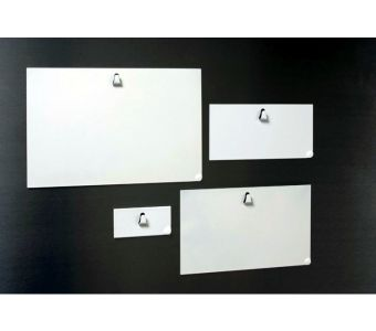 Magnetic picture hanger