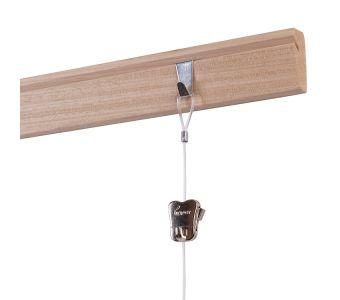 STAS riva wooden rail set