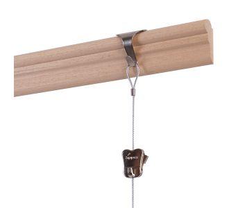 STAS windsor wooden rail set