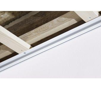 STAS plasterboard rail
