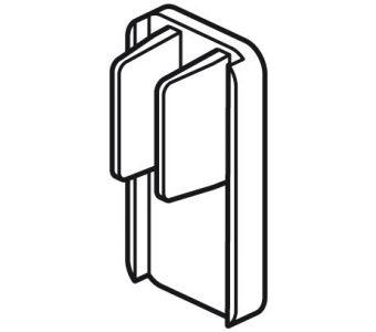 STAS cliprail pro/multirail end cap