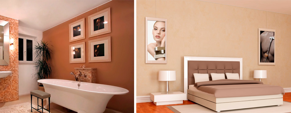 Picture hanging ideas - STAS picture hanging systems