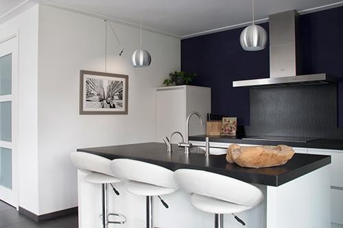 STAS multirail in kitchen