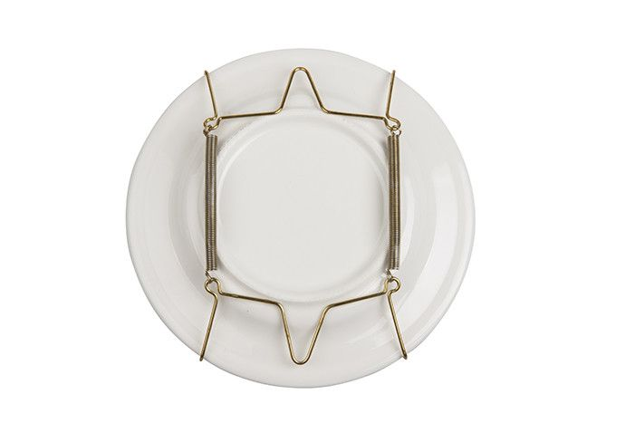 STAS plate hanger