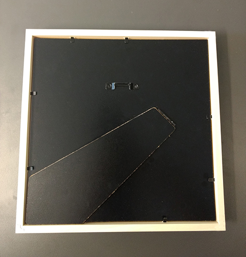 frame with low fixpoint