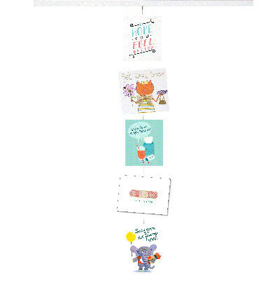 STAS magnet set get-well cards
