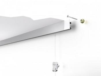 Modern picture rail